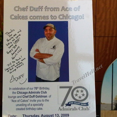 chef Duff Goldman of Charm City Cakes